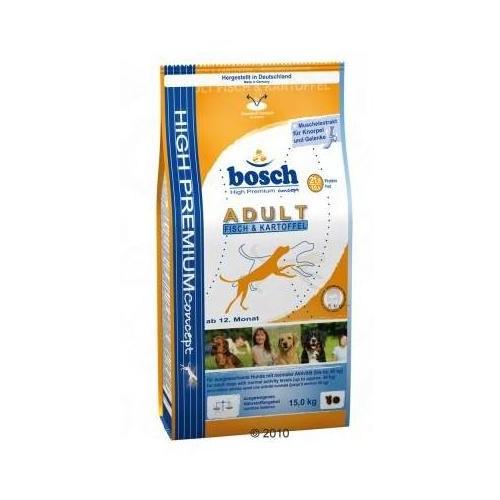 Bosch Balıklı Patatesli Yetişkin Köpek Maması - 15Kg