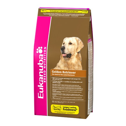 """Eukanuba Golden Retriever Köpek Maması - 12 Kg"""
