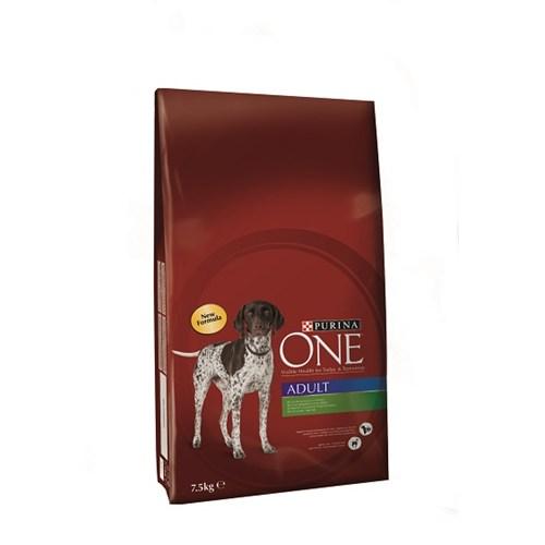 Purina One Kuzu Etli Pirinçli Köpek Maması 7.5 Kg