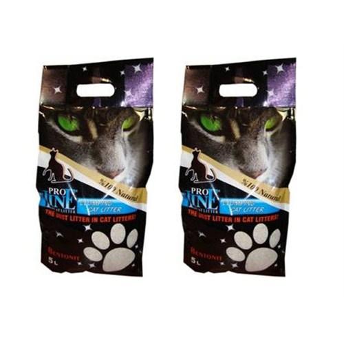 Proline Bentonit Topaklaşan Kedi Kumu - 20 Kg