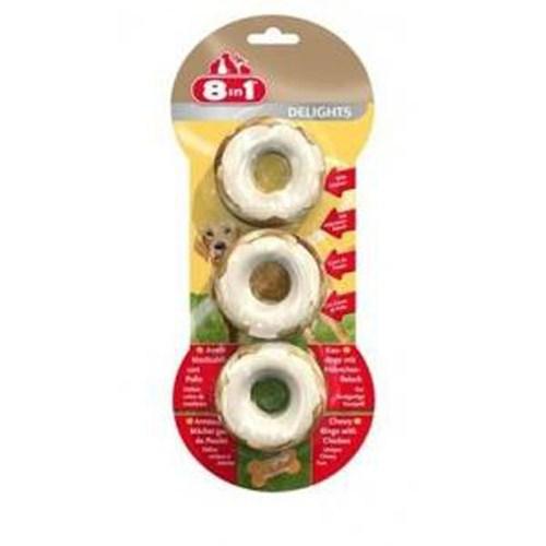 8in1 Delight Rings (3\'lü) 119Gr.
