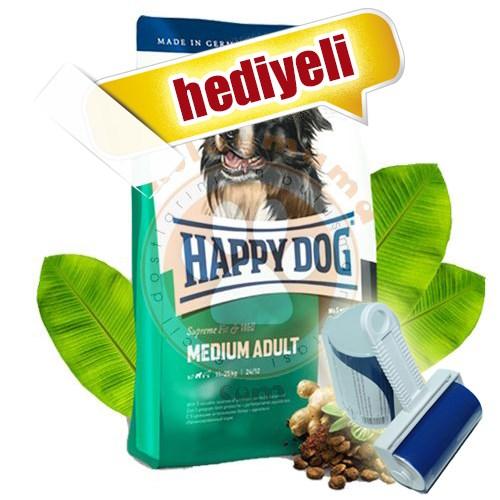 Happy Dog Fit&Well Medium Orta Irk Köpek Maması 4 Kg