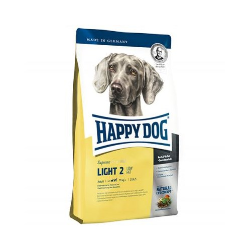 Happy Dog Fit&Well Light 2 Low Fat Diyet Köpek Maması 4 Kg