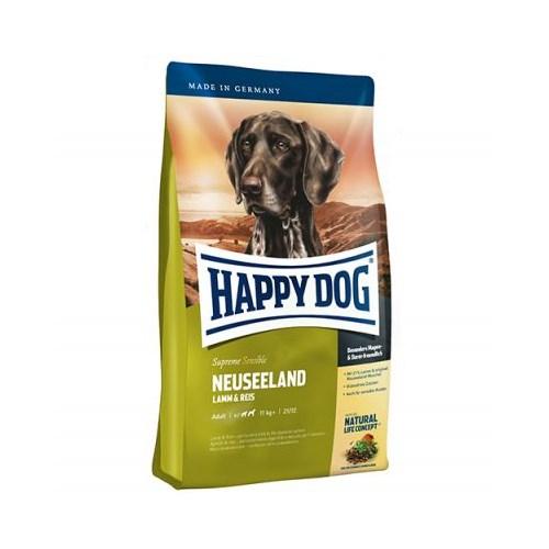 Happy Dog Neuseeland Kuzu Etli Köpek Maması 4 Kg