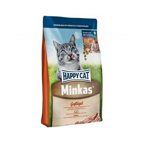 Happy Cat Minkas Geflügel Tavuklu Kedi Maması 10 Kg