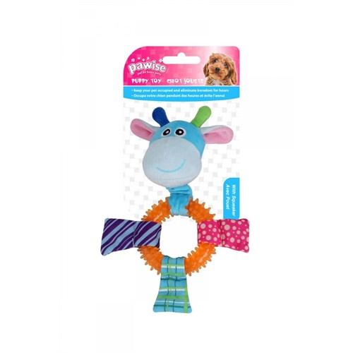 Pawise Ring Hippo - Halka Köpek Oyuncağı