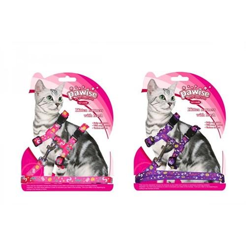 Pawise Kedi Göğüs Tasması 120 Cm Kitten Harness