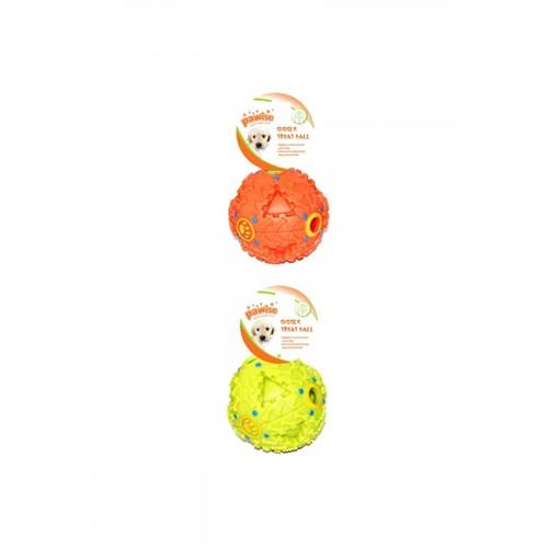 Pawise Giggle Treat Ball - Ödül Mama Topu - S - 7 Cm