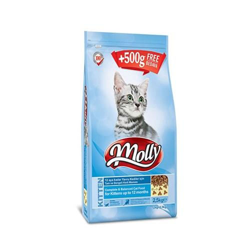Molly 2,5 Kg Kitten Kedi Maması