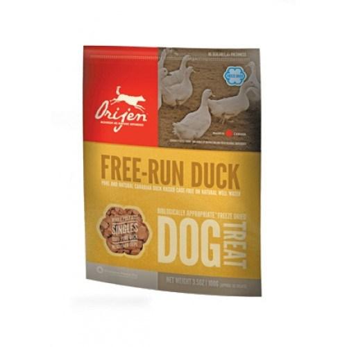 Orijen Freeze-Dried Köpek Ödülü-Duck 100 Gr