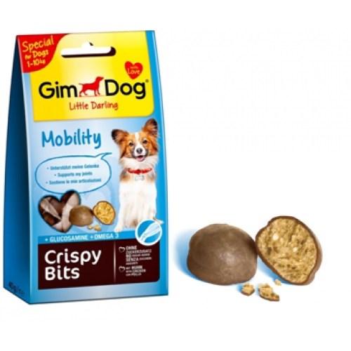 Gimdog Crispy Bits Mobility Köpek Ödül Gevreği 40 Gr