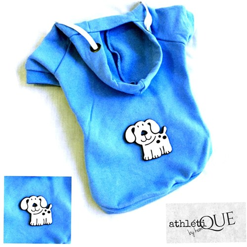 Athletique By Kemique - Blue Dog Sweatshirt