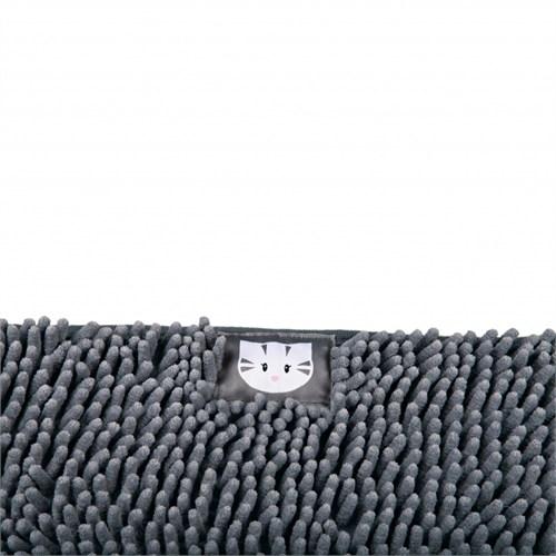 Trixie Kedi Tuvalet Paspası, 38X60Cm Gri