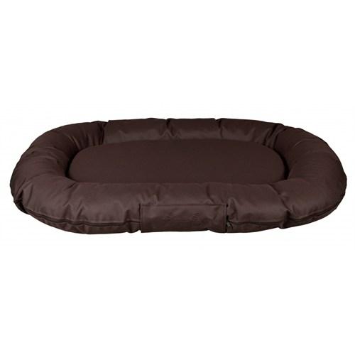 Trixie köpek dış mekan yatağı 120x85cm kahverengi