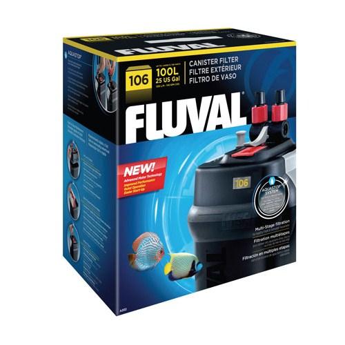 Fluval 106 Dış Filtre 550 L/H