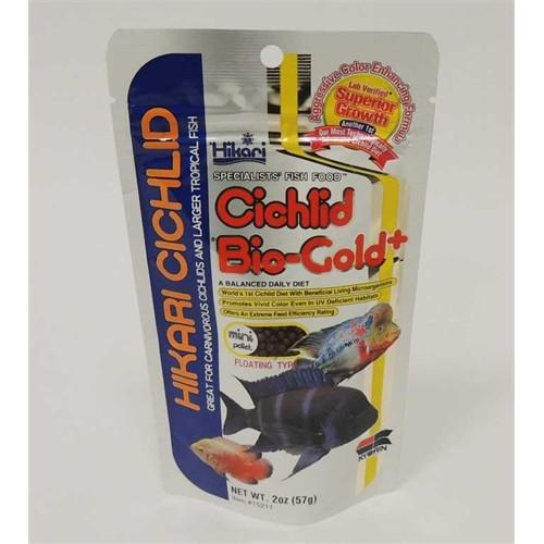 Hikari Cichlid Bio-Gold + Floating Mini Pellet 57 Gr.