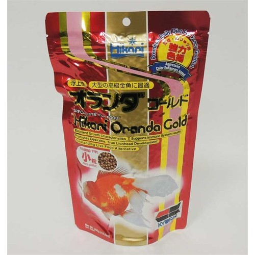 Hikari Oranda Gold Floating Mini Pellet 300 Gr.