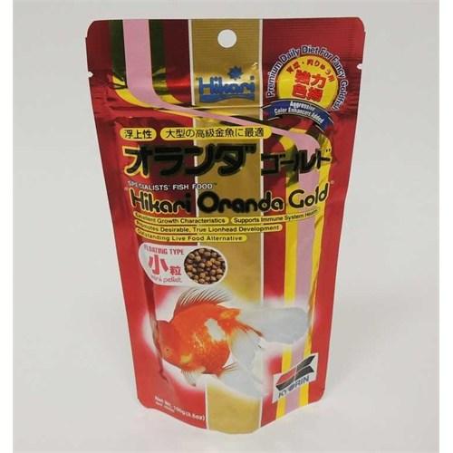 Hikari Oranda Gold Floating Mini Pellet 100 Gr.