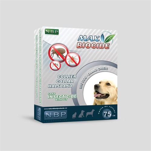 Max Biocide Büyük Köpek Dış Parazit Tasması 75Cm