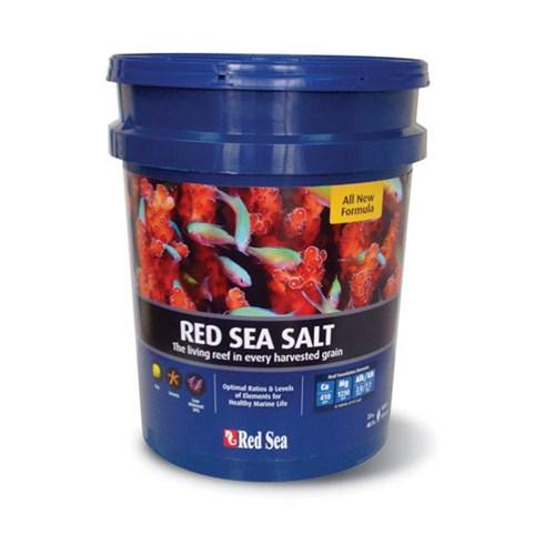 Red Sea Deniz Tuzu 25 Kg Kova 750