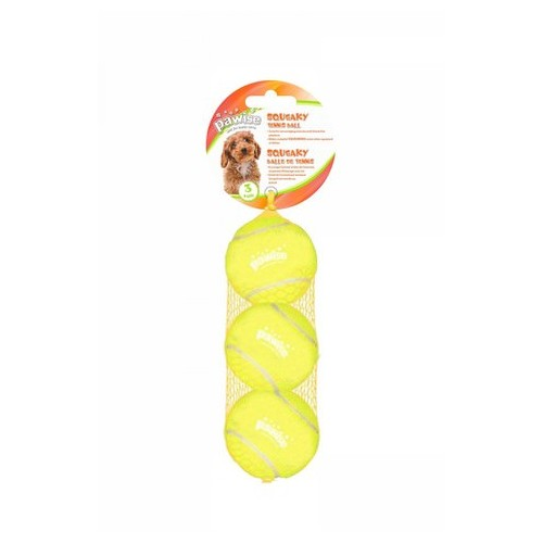 Squeaky Tennis Ball - Gıcırtılı Tenis Topu 6,35 Cm.