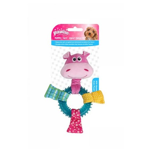 Tpr Ring Hippo/Hipopotam Halka Oyuncak