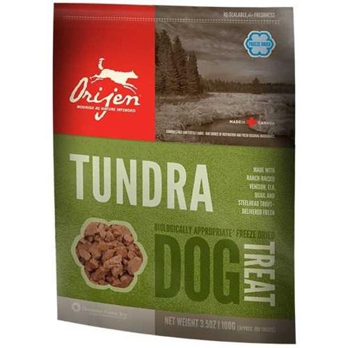 Orijen Freeze-Dried Suyu Çekilmiş Tundra Taze Et Köpek Ödülü 100 Gr