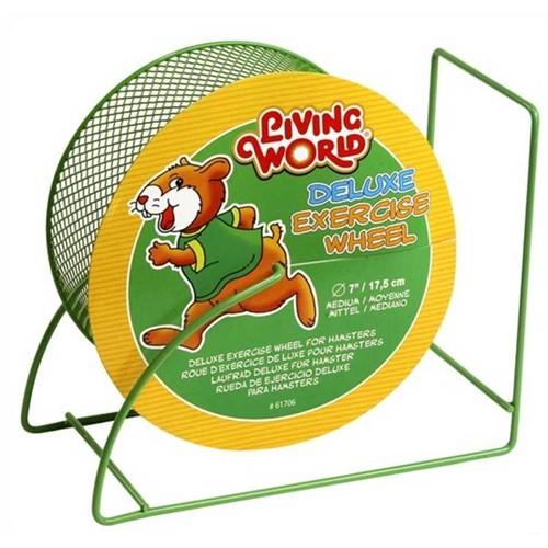 Living World Hamster Çarkı 17,5 Cm Yeşil
