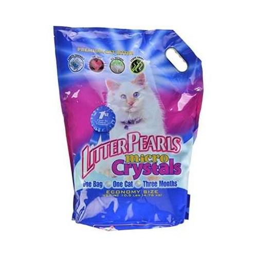Litter Pearls 3 Aylık Kristal Kedi Kumu 4.76 Kg 10610