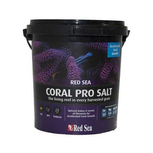 Red Sea Coral Pro Mercan Okyanus Tuzu 7 Kg