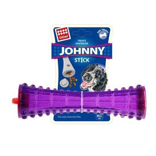 Gigwi Jhony Stick Ödül Hazneli Kauçuk Kemik Köpek Oyuncağı