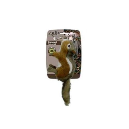 Afp Klasik Çizgili Sincap Köpek Oyuncağı Small Afp4003