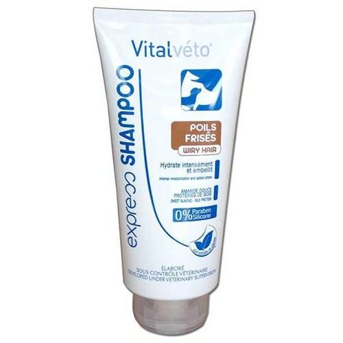 Vitalveto Kıvırcık Tüylü Köpekler İçin Şampuan 300 Ml