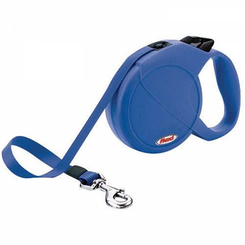 Flexi Compact 3 Large Mavi Otomatik Tasma Şeritli