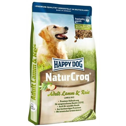Happy Dog Natur Croq Lamm Kuzulu Köpek Maması Bonus Pack 18Kg