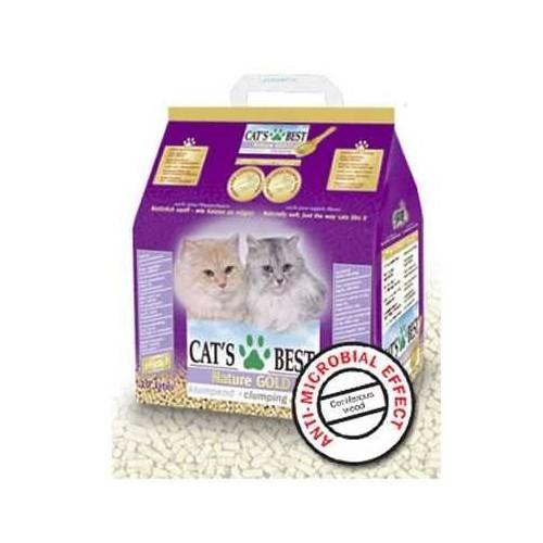 Cats Best Nature Gold Organik Uzun Tüylü Kedi Kumu 10 Lt