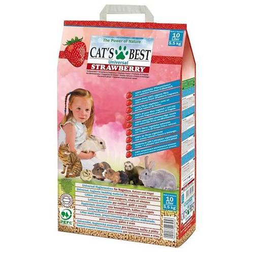 Cats Best Çilekli Unıversal Kum 10 L