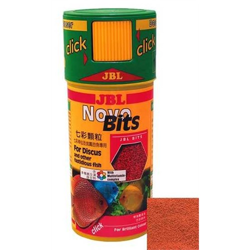 Jbl Novobits Click Granür Ölçekli Kutu Balık Yemi 250 Ml 110 Gr