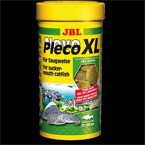 Jbl Novopleco Xl Vatoz Balıkları İçin Özel Yem 1Lt 540 Gr
