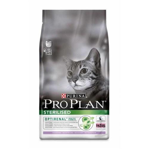 Pro Plan Sterilised Hindi Tavuk Kısırlaştırılmış Kedi Maması 3Kg