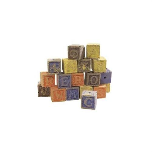Ferplast 4774 Kemirgen Mineral Küp 18 Adet
