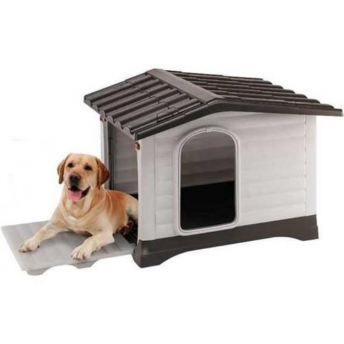 Ferplast Dog Villa 110 Plastik Kulübe