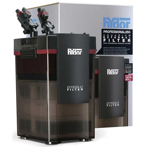Hydor External Professional 250 Akvaryum Dış Filtre