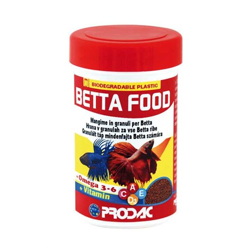 Prodac Betta Food 100 Ml 30 Gr