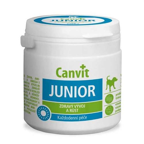 Canvit Junior Yavru Köpek Vitamini 100 Gr