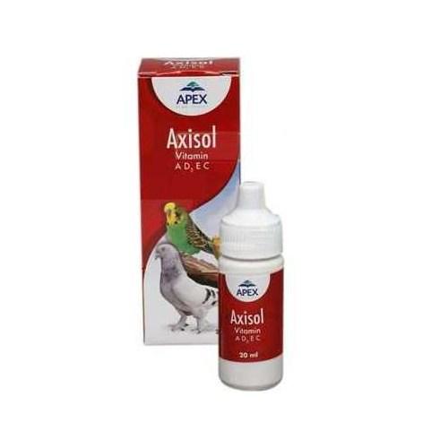 Apex Axisol Sıvı Kuş Vitamini 20 Ml