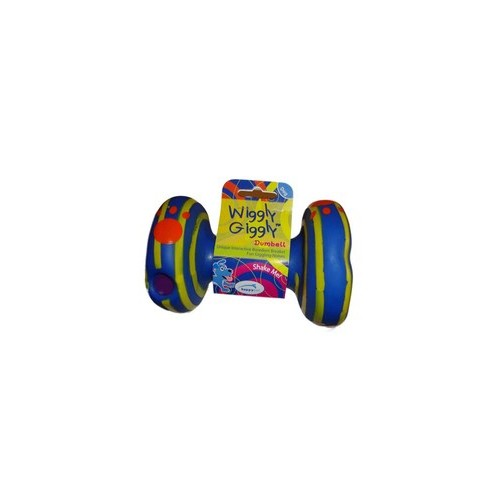Happy Pet Wg57521 Wiggly Giggly Dumbell Mavi 15X1 Cm