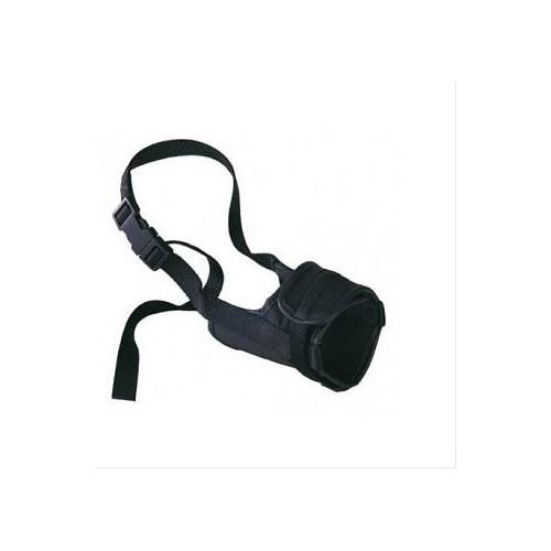 Ferplast Köpek Burunluğu Ayarlanabilir Siyah Medium 20x26cm