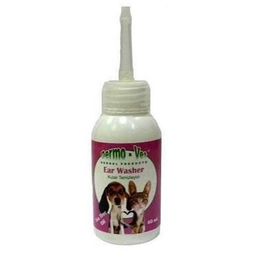 Dermovet Kedi Ve Köpek Kulak Temizleme Solusyonu 60 Ml