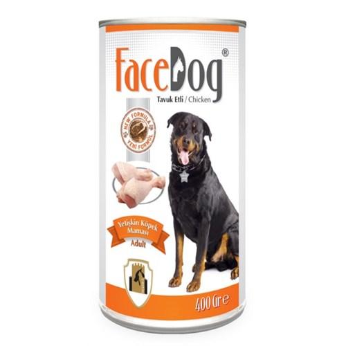 Facedog Yetişkin Tavuklu Köpek Maması 400Gr
